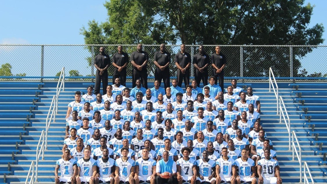 2017 Football Roster Livingstone College Athletics